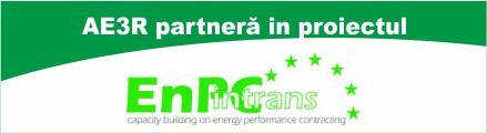 AE3R partneră in proiectul EnPC Intrans