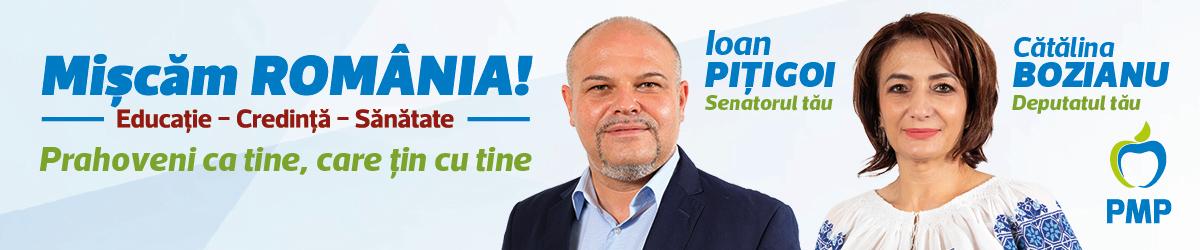 PMP Prahova - Alegeri Parlamentare 2020