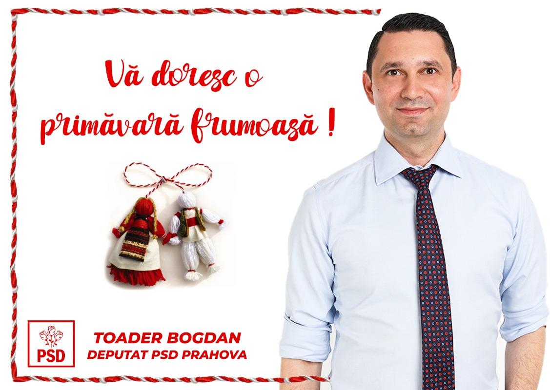 Bogdan Toader martie 2021