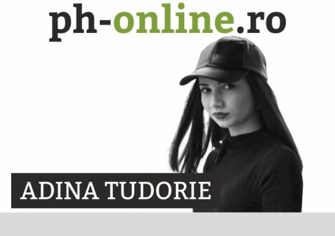 Adina Tudorie - vloggerita din Ploiesti