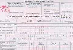 Vesti proaste pentru angajatii romani: decontarea concediului medical este pusa sub semnul intrebarii