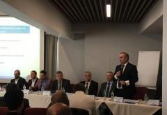 """ADI Prahova, prezenta la conferinta """"Creșterea calității serviciilor de alimentare cu apă și de canalizare"""", desfasurata la Iasi"""
