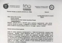 Ganea a avut dreptate! Ministerul Muncii face lumina in scandalul dintre Consiliul Local si asistentii persoanelor cu handicap: sporul de 15% este LEGAL si trebuie acordat!