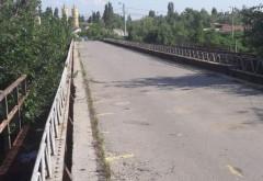 """Incepe demolarea """"Podului de lemn"""". Cand va fi gata noua constructie"""