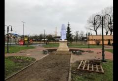 Primaria Blejoi ii invita pe prahoveni la inaugurarea bustului Reginei Maria