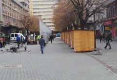 Primaria Ploiesti inchiriaza casute comerciantilor interesati, pe perioada Sarbatorilor de iarna