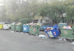 Cum rezolva Primaria Ploiesti criza gunoaielor care au acoperit orasul? Organizeaza bâlciuri si paranghelii