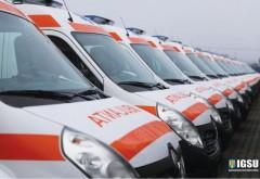 Prahova primeste ambulante noi! Vezi aici cate masini vor fi distribuite Serviciului de Ambulanta Prahova