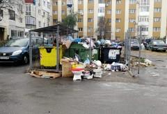 Primăria a sesizat Direcția de Sănătate Publică în cazul gunoaielor din Ploiești