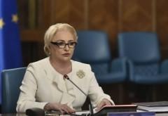 """Premierul Dăncilă, despre bugetul pe anul 2019: """"Bugetele locale, cu 19% mai mari"""""""