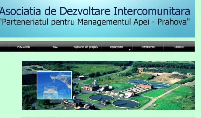 """ADI Managementul Apei implementeaza proiectul """"Asistenta tehnica pentru consolidarea capacitatii sectorului de apa si apa uzara in Romania"""""""