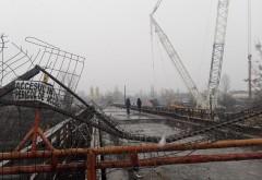 """Primăria Ploiești caută diriginte de șantier pentru pasarela care va înlocui """"podul de lemn"""""""