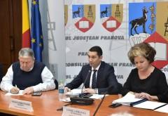 Bogdan Toader: 76% din bugetul judetului va merge catre infrastructura medicala si rutiera