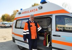 Directorul Serviciului de Ambulanță Prahova, dr. Daniel Nicolae, iese la pensie