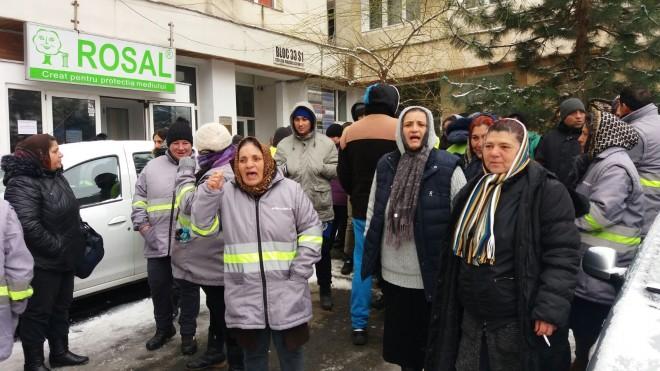 Rosal Ploiești nu va încasa niciun leu de la Primaria Ploiești pentru ziua de greva
