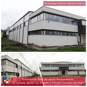 Fonduri de la CJ Prahova pentru comuna Ciorani, prin parteneriat