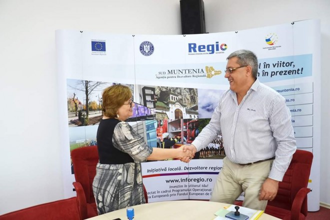 """Peste 13 milioane de lei pentru reabilitarea, modernizarea extinderea și dotarea Liceului Tehnologic """"Tase Dumitrescu"""" din Mizil"""