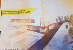 """Primaria Ploiesti nu e in stare. Laboratorul de radioterapie de la """"Schuller"""", construit cu bani de la Consiliul Judetean"""