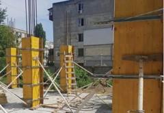 Primăria Păuleşti a decis reluarea lucrărilor la blocurile ANL