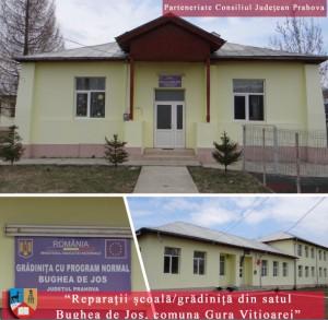 Fonduri de la CJ Prahova pentru comuna Gura Vitioarei, prin parteneriat