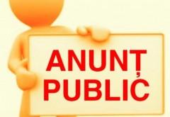 """Anunt public privind depunerea solicitarii de emitere a acordului de mediu - REŢEA DE APĂ ÎN PLAJĂ (APM """"Constantin Stere"""" Ploiesti)"""