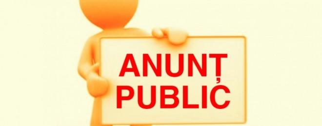 Anunt  public privind decizia etapei de incadrare - APMCS Ploiesti