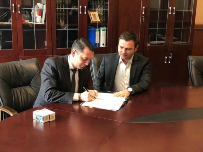 CJ Prahova a semnat un contract de 12 milioane de lei cu Ministerul Dezvoltarii pentru modernizarea ambulatoriului Spitalului Județean de Urgență Ploiești