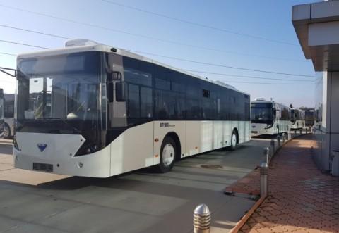 8 autobuze diesel noi vor ajunge zilele viitoare în Ploieşti
