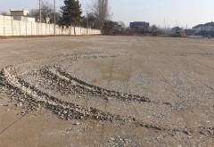 Banul public, bataia de joc a cocalarilor. Parcarea de la Spitalul Judetean a devenit pista pentru drift-uri