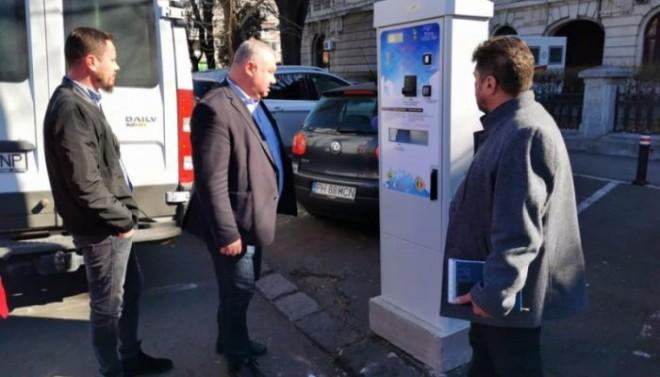 SGU Ploieşti va instala 40 de parcometre noi în centrul oraşului