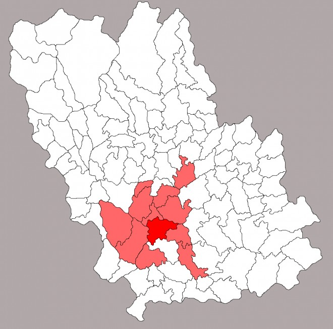 LISTA zonelor metropolitane din Romania, unde nu ai nevoie de declaratie la iesirea din localitate. Si PLOIESTIUL are un astfel de perimetru