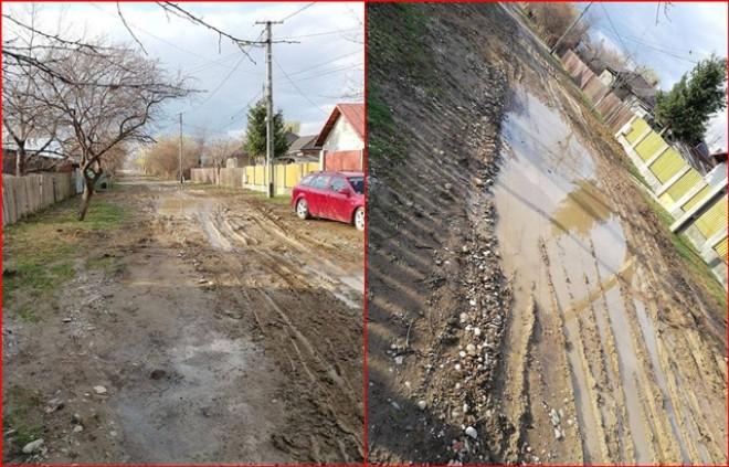 Au fost alocate fonduri pentru asfaltarea cartierului Mitică Apostol