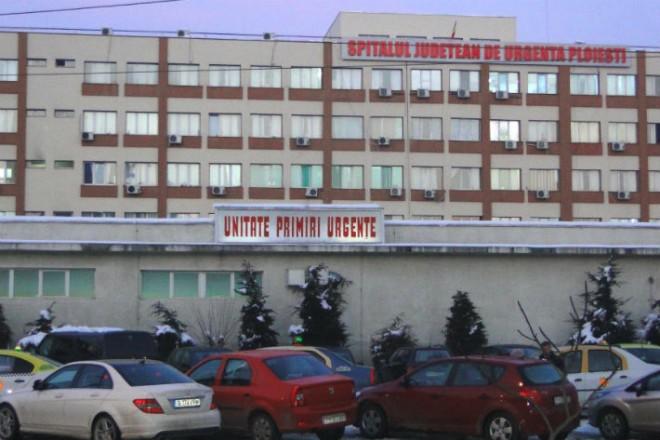 Reîncep lucrările de extindere a Unității de Primiri Urgențe de la Spitalul Județean Ploiești