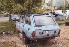 Mașinile abandonate vor fi confiscate mai repede de primărie