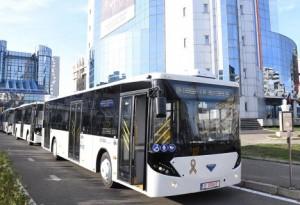 Autobuzele turcesti (din materiale chinezesti) cumparate de Primaria Ploiesti au fost REFUZATE de Primaria Sibiu