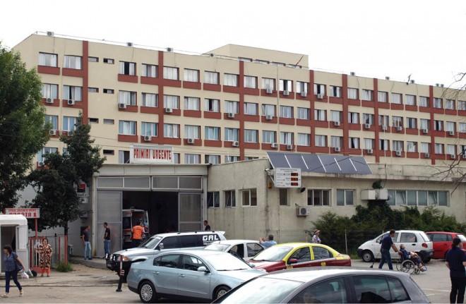 Bogdan Toader anunta reinceperea lucrărilor de extindere a Unității de Primiri Urgențe de la Spitalul Județean Ploiești