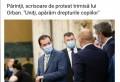 Bogdan Toader (CJ Prahova) se alatura demersului prin care parintii din Ploiesti dau Guvernul in judecata pentru refuzul dublarii alocatiilor