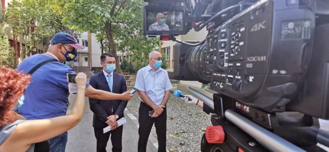 Bogdan Toader munceste si in locul DSP! CJ Prahova investeste la Spitalul Judetean pentru creşterea capacităţii de testare
