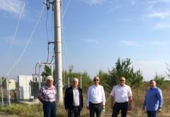 Începând de astăzi, Parcul Industrial Bărcănești este racordat la rețeaua națională Electrica