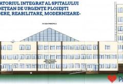 Bogdan Toader: Continuam modernizarea Spitalului Judetean Ploiesti, din fonduri europene
