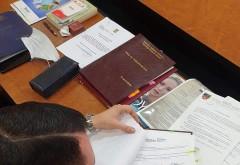 Bogdan Toader a semnat contractul pentru amenajarea unui giratoriu la Tatarani