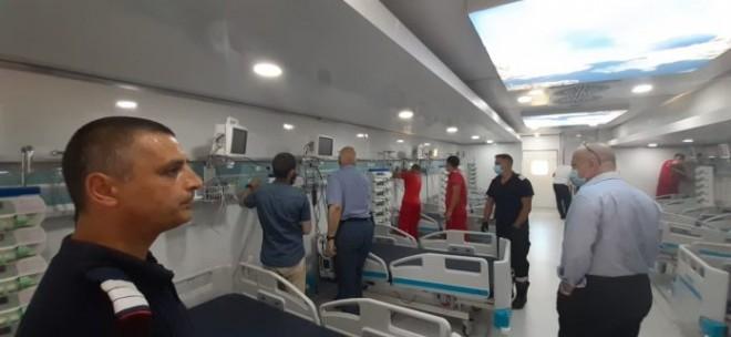 Ministerul Sănătății, control la Spitalul Județean Ploiești, unde unitatea mobilă de terapie intensivă este nefuncțională de la finalul lunii august