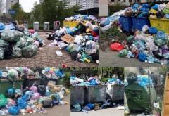 Stare de alerta din cauza gunoaielor, in Ploiesti. Primarul a sesizat Garda de Mediu si cere ADI Deseuri rezilierea contractului cu Rosal