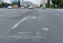 Licitatia pentru marcajele rutiere din Ploiesti va fi reluata
