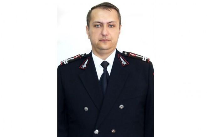 ISU Prahova are un nou inspector-sef. Cine e Alexandru Muscalu