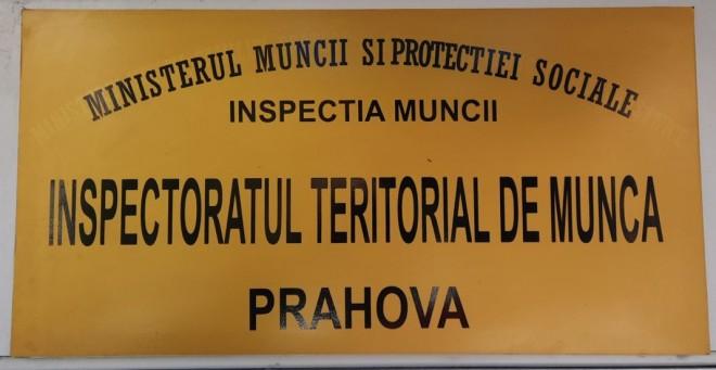 Inspectorii ITM Prahova au luat la ochi angajatorii