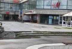 Primaria Ploiesti aloca 500.000 de lei pentru refacerea pavajului din zona Galeriilor Comerciale