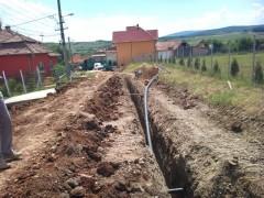 Încă o comună din Prahova, dotată cu sistem de alimentare cu apă