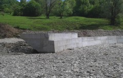 Podul dintre Proviţa de Sus şi Adunaţi, INAUGURAT mâine