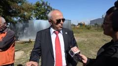 Proba de foc, in Puchenii Mari: Mircea Cosma, prezent la verificarea functionalitatii retelei de gaze